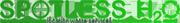SpotlessH20 Logo